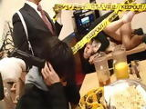 Guy Was Forced To Watch His GF Being  Fucked In A Restoran In Front Of Two Policemen
