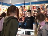 Curious Russian Teenagers Have Very Interesting Request For Sexy Shop Employee