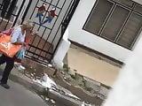 Nalgas de vecina