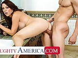Naughty America - Audrey Miles fucks freinds husband