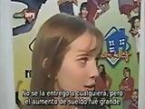 Fake subtitulos: Luisana Lopilato de pendejita