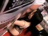 Divine oriental diva Arisa Nakano getting penetrated
